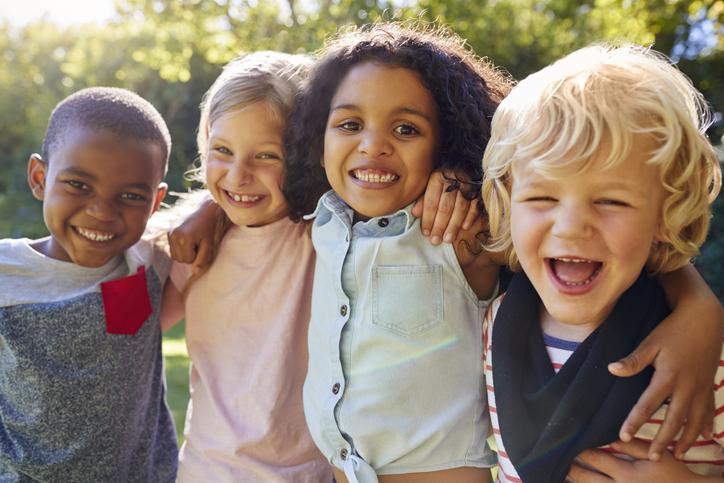 Massachusetts Ranks 10th Overall for Children's Health