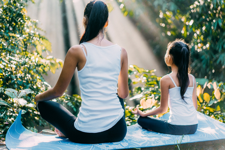 Can I Get My Child to Meditate?
